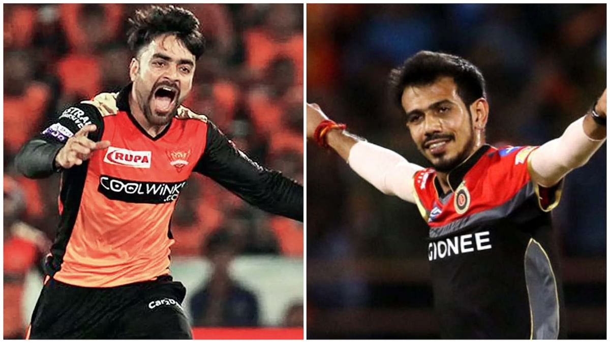 Chahal vs Rashid: Who came on top in RCB's IPL 2020 game against SRH