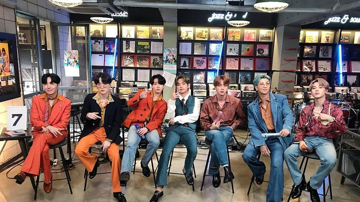 K-pop band BTS set to make millions as Big Hit label goes public