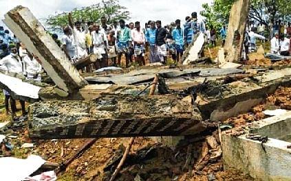 7 women killed in TN firecracker unit blast