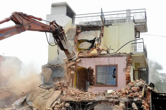 Mumbai: BMC action on 10.47% complaints of illegal constructions in 3 years