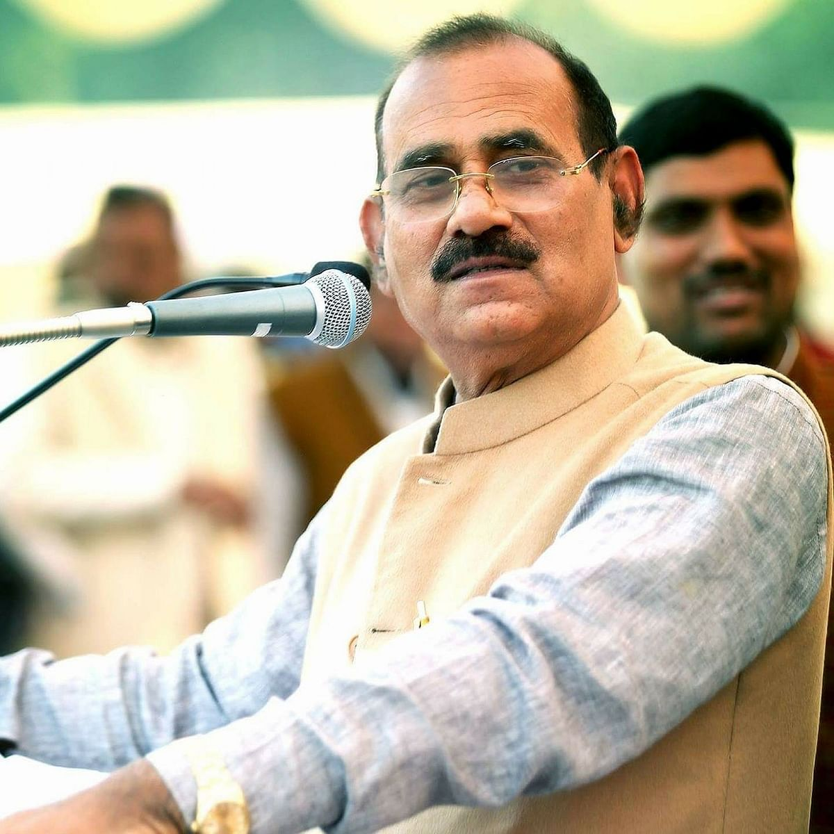 Uttar Pradesh: Jailed in property grab case, another FIR filed against MLA Vijay Mishra