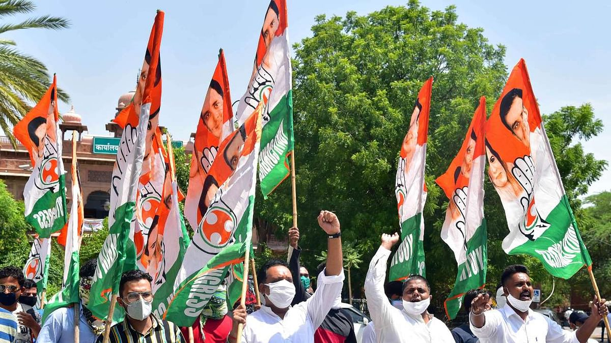 After 8 months of formation, Congress body to meet in Jaipur