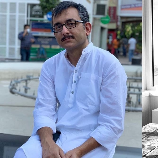 'Boss Sir not offering protection?': Rahul Pandita mocks Vivek Agnihotri over upcoming film 'The Kashmir Files'