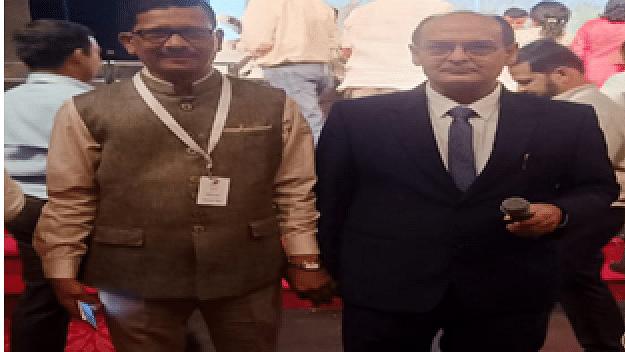 Sanjay Bhatia ex-chairman MBPT retires, AIPA wishes him success
