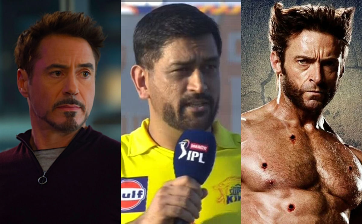 Tony Stark meets Wolverine – Decoding MS Dhoni's new beard and how to get it