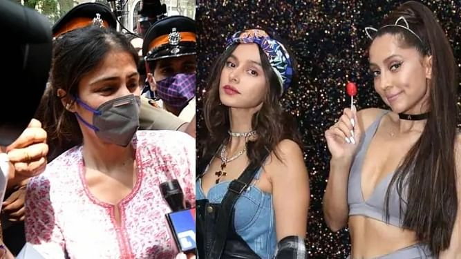 Did Anusha and Shibani Dandekar, delete 'Release Rhea' posts from Instagram after being attacked by SSR fans?