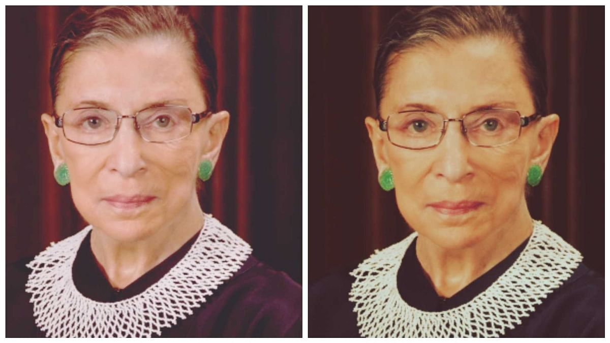 Twitter Mourns the death of Ruth Bader Ginsburg