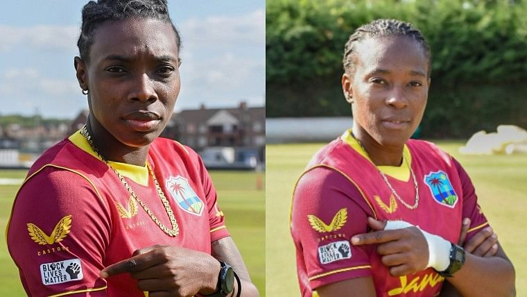 West Indies Women to sport Black Lives Matter logo on playing jersey