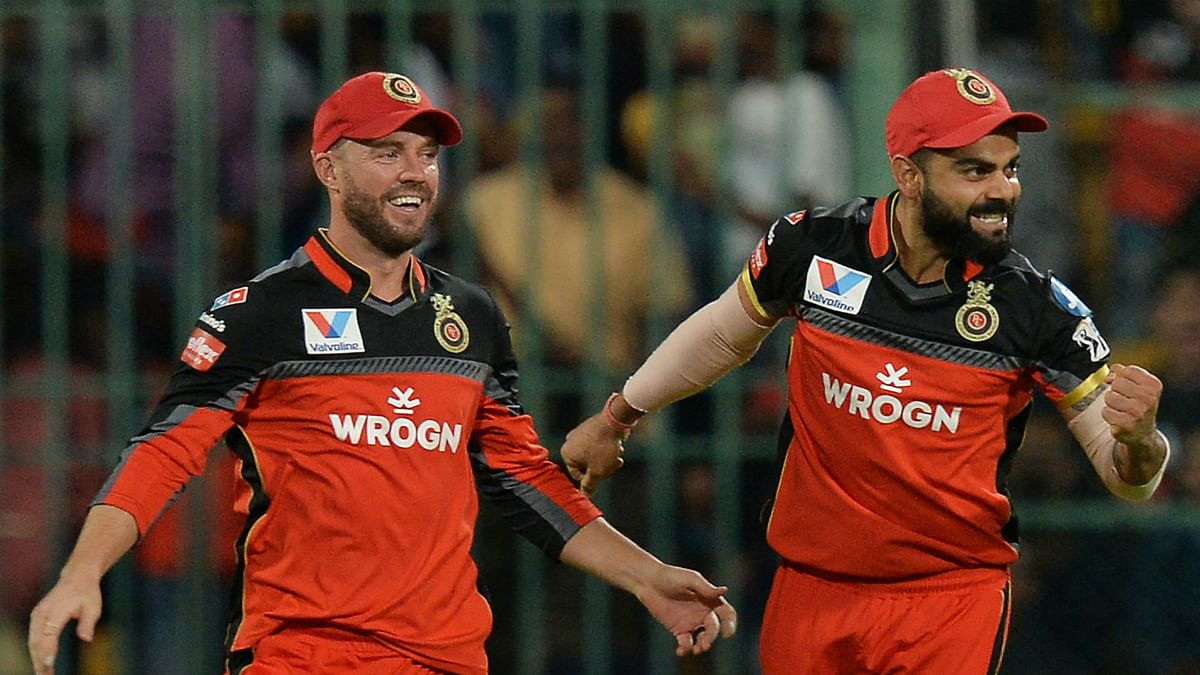 IPL 2020: Virat Kohli's RCB to face David Warner's SunRisers in their first game