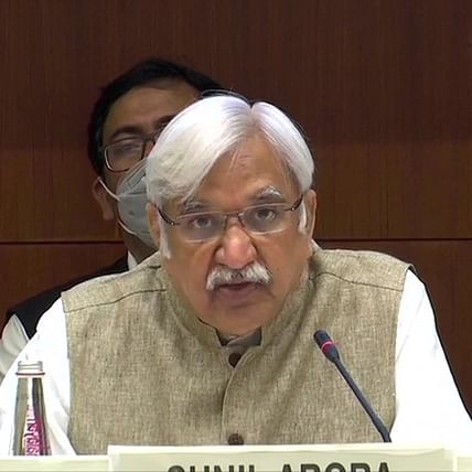 Bihar assembly elections 2020: Three phases of voting on Oct 28, Nov 3 and 7, says CEC
