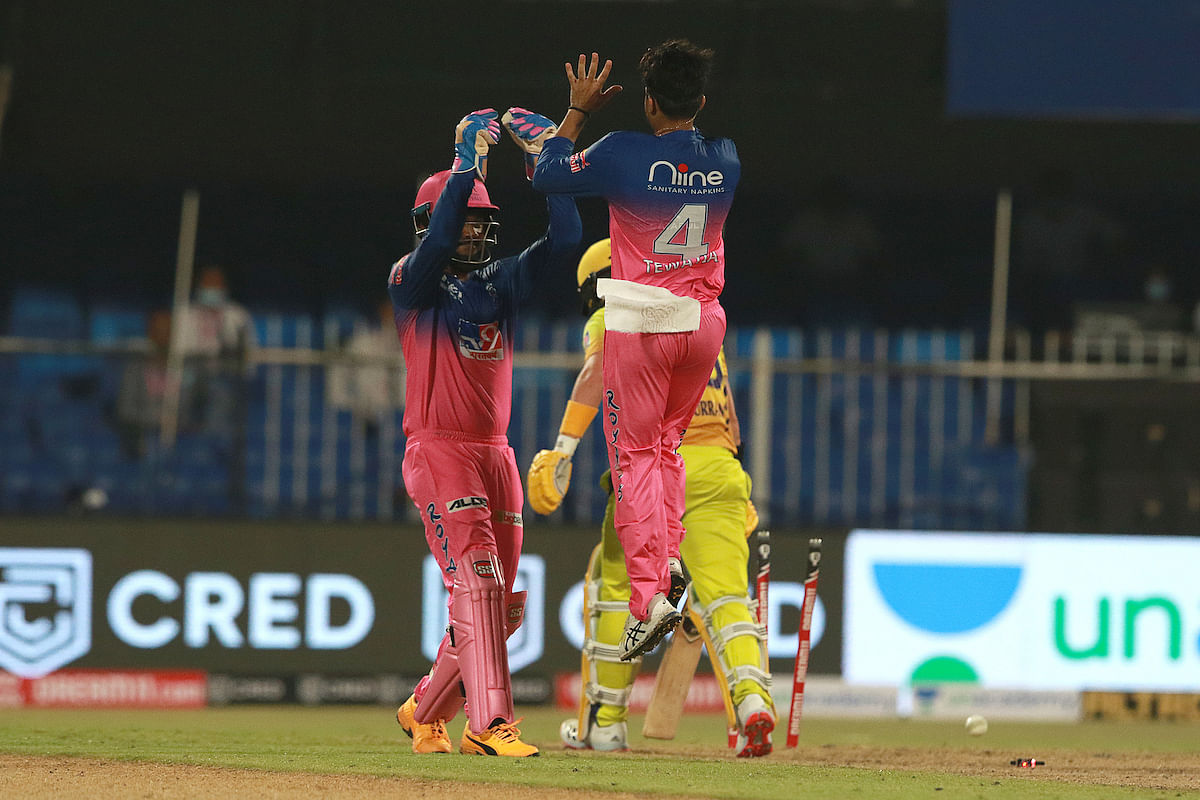 IPL 2020: Which team tops the points table as of Sep 22, 2020?