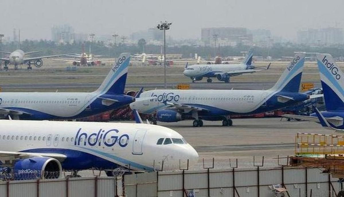 Delhi-bound IndiGo flight returns to Mumbai after bird-hit