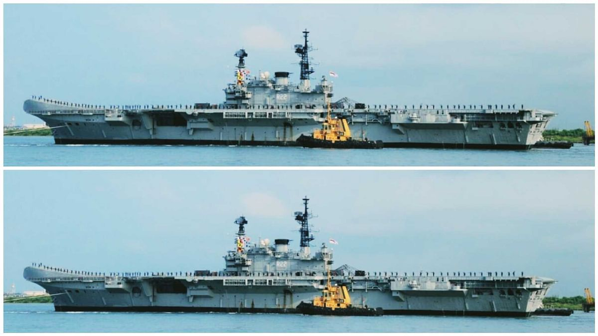 INS Viraat Scrapping: Twitter appeals to govt to preserve Navy's 'Grand Old Lady' as museum