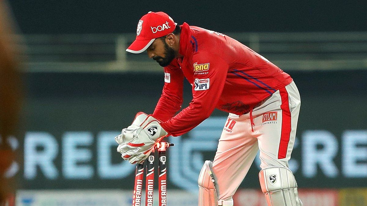 IPL 2020: KL Rahul does a Dhoni, abuses fielder on field during DC vs KXIP