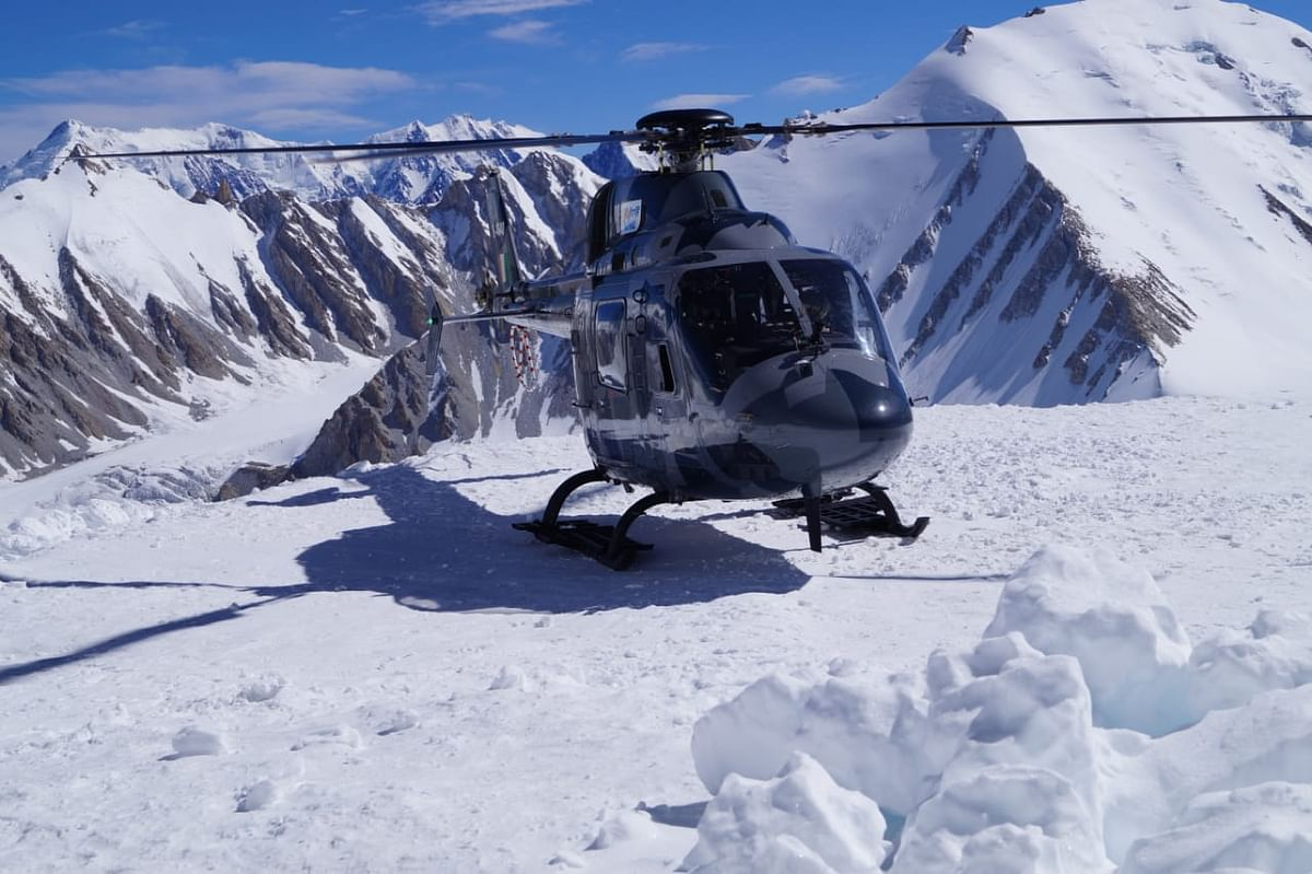 HAL's Light Utility Helicopter completes hot and high altitude trials in the Himalayas