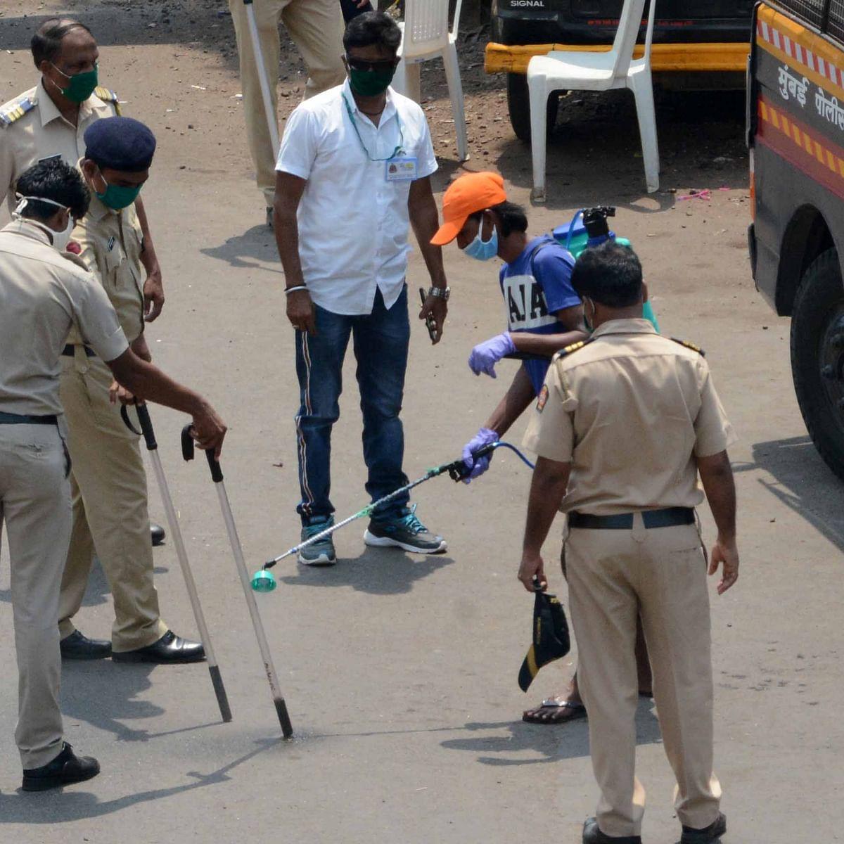 Maharashtra Police records 364 new COVID-19 cases, 4 deaths