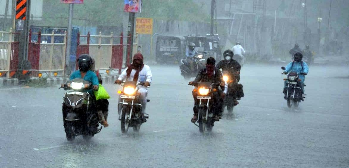 MP records 6% surplus rainfall, seven districts receive deficient rains, 16 above average