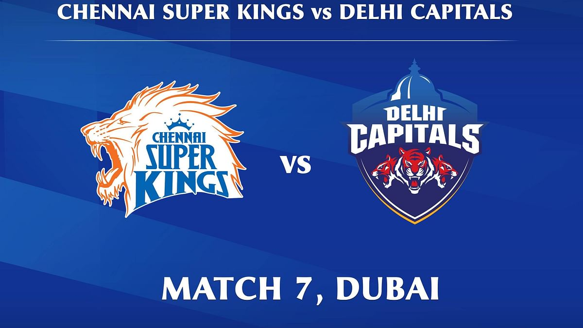 Chennai Super Kings vs Delhi Capitals LIVE: Score, Commentary for the 7th match of IPL 2020