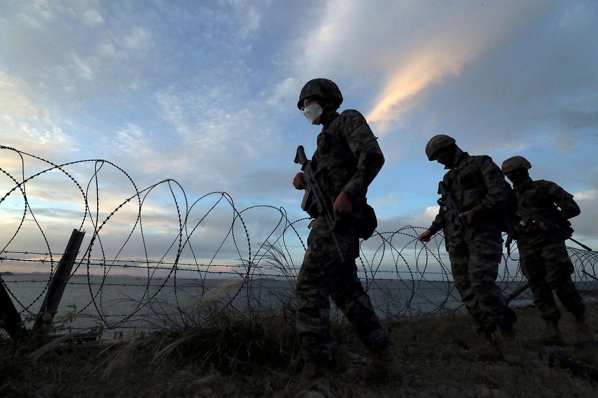 North Korea shoots and burns South Korean defector