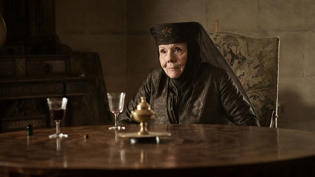 Diana Rigg, Olenna Tyrell of 'Game of Thrones', dies at 82