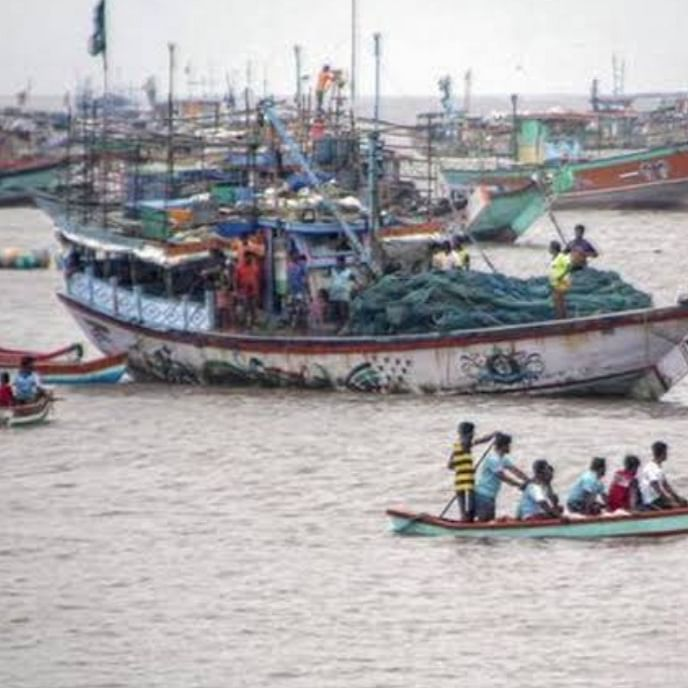 Amid pandemic, fishermen in Uttan-Virar stare at drop in export rate of sea catch due to internal rift