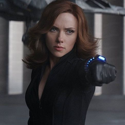 Scarlett Johansson talks about passing on 'Black Widow' mantle to Florence Pugh