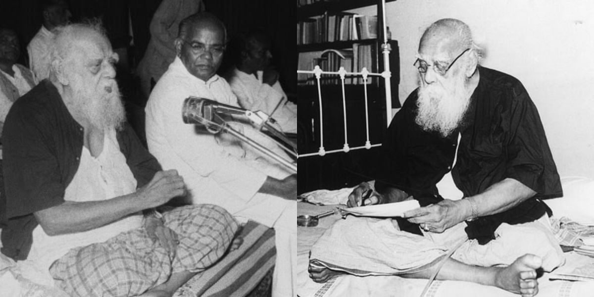 Who is E.V Ramasamy Periyar? Why is he the Father of Tamil Nadu?
