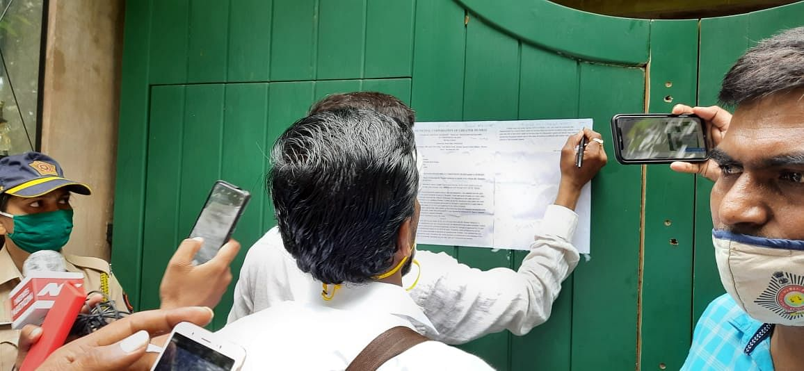 SSR death: Bombay HC stays BMC's demolition at Kangana Ranaut's property - latest updates