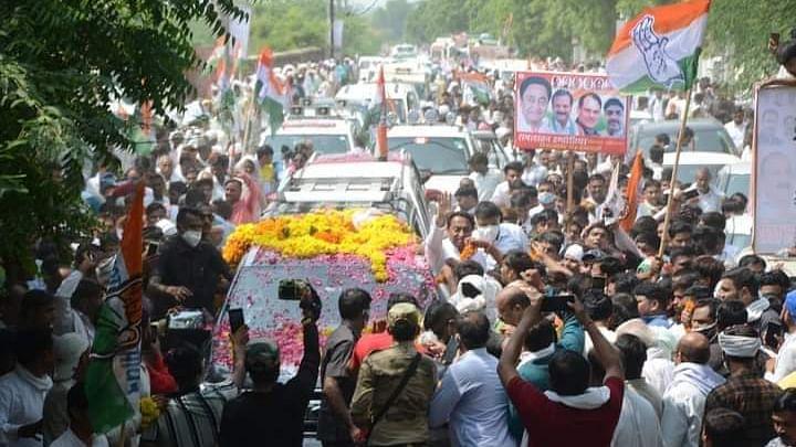 Madhya Pradesh: Kamal Nath shows might in Scindia's bastion Gwalior