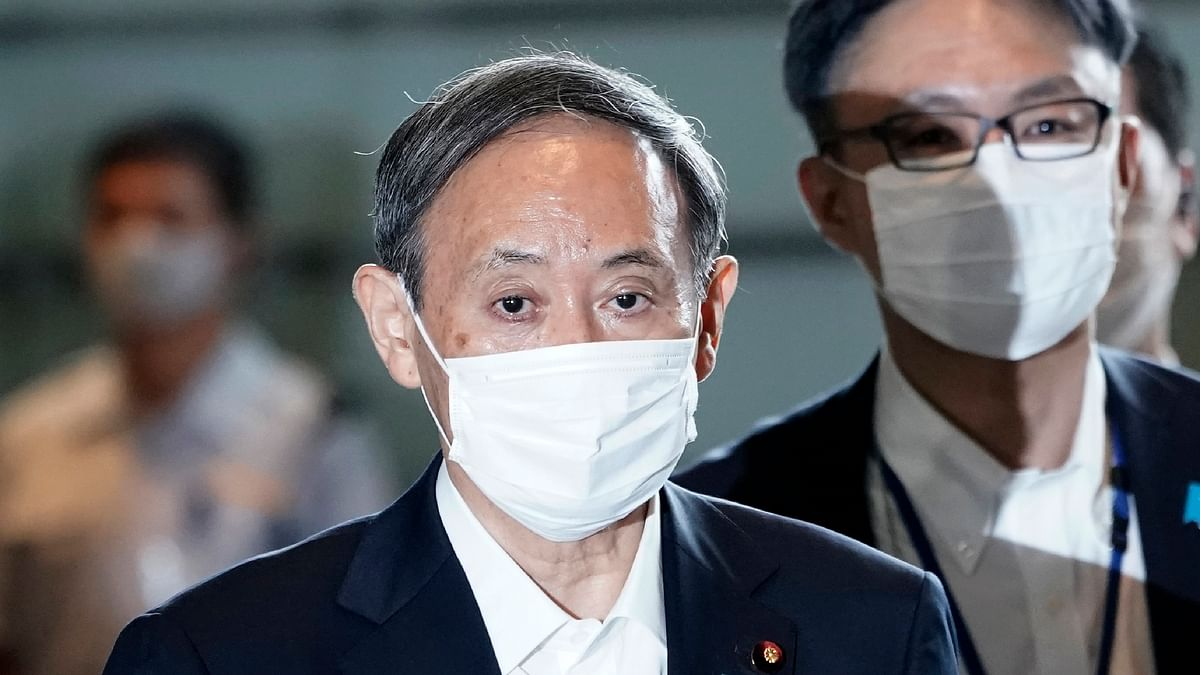 Yoshihide Suga elected as the Japan Prime Minister