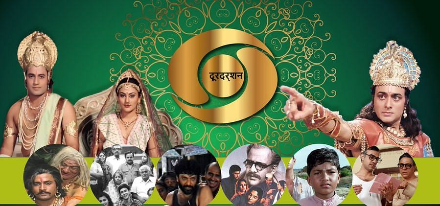 'You were the Netflix of my generation': Twitter celebrates as Doordarshan turns 61