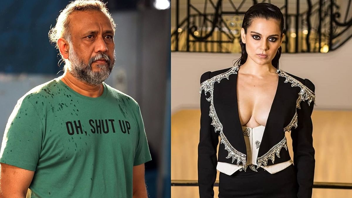Kangana tells Anubhav Sinha he wasn't invited to 'high-profile parties' because drugs are 'expensive'