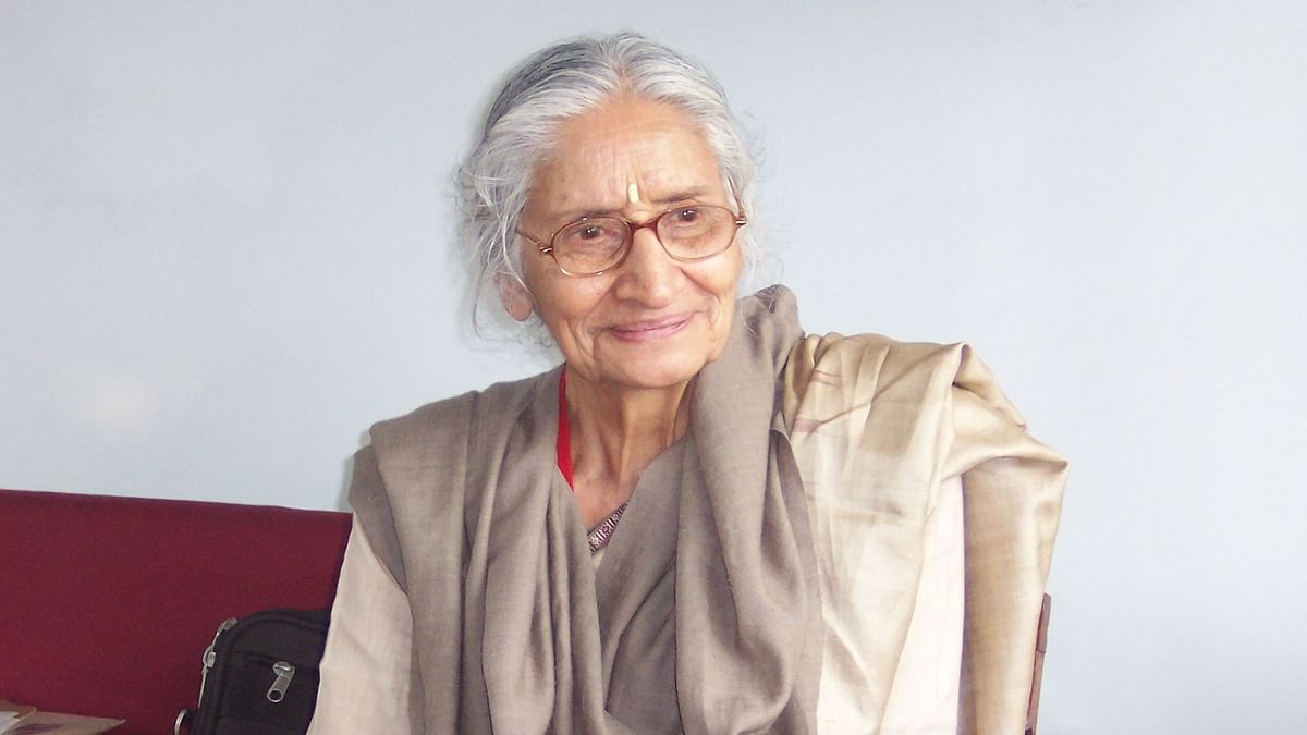 Indian classical dance legend Kapila Vatsyayan dies at 91