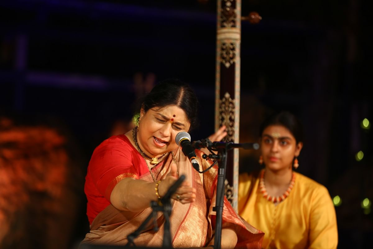 Bhopal: With all COVID norms in place, the 13-day concert 'Gamak' begins at Tribal Museum