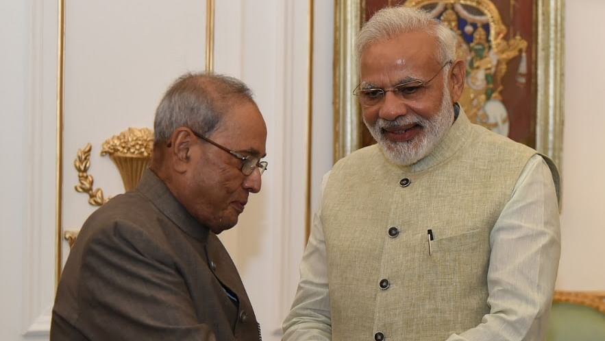 Modi praises Babul Supriyo's musical tribute featuring Pranab Mukherjee with Indira Gandhi, Manmohan Singh and others