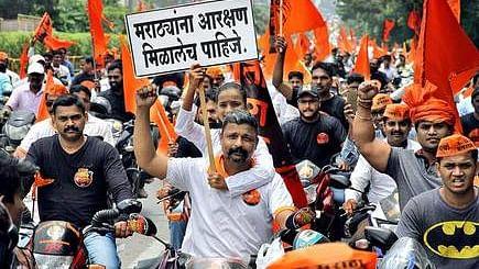 Maharashtra: Man tries to kill self after SC stays Maratha quota law