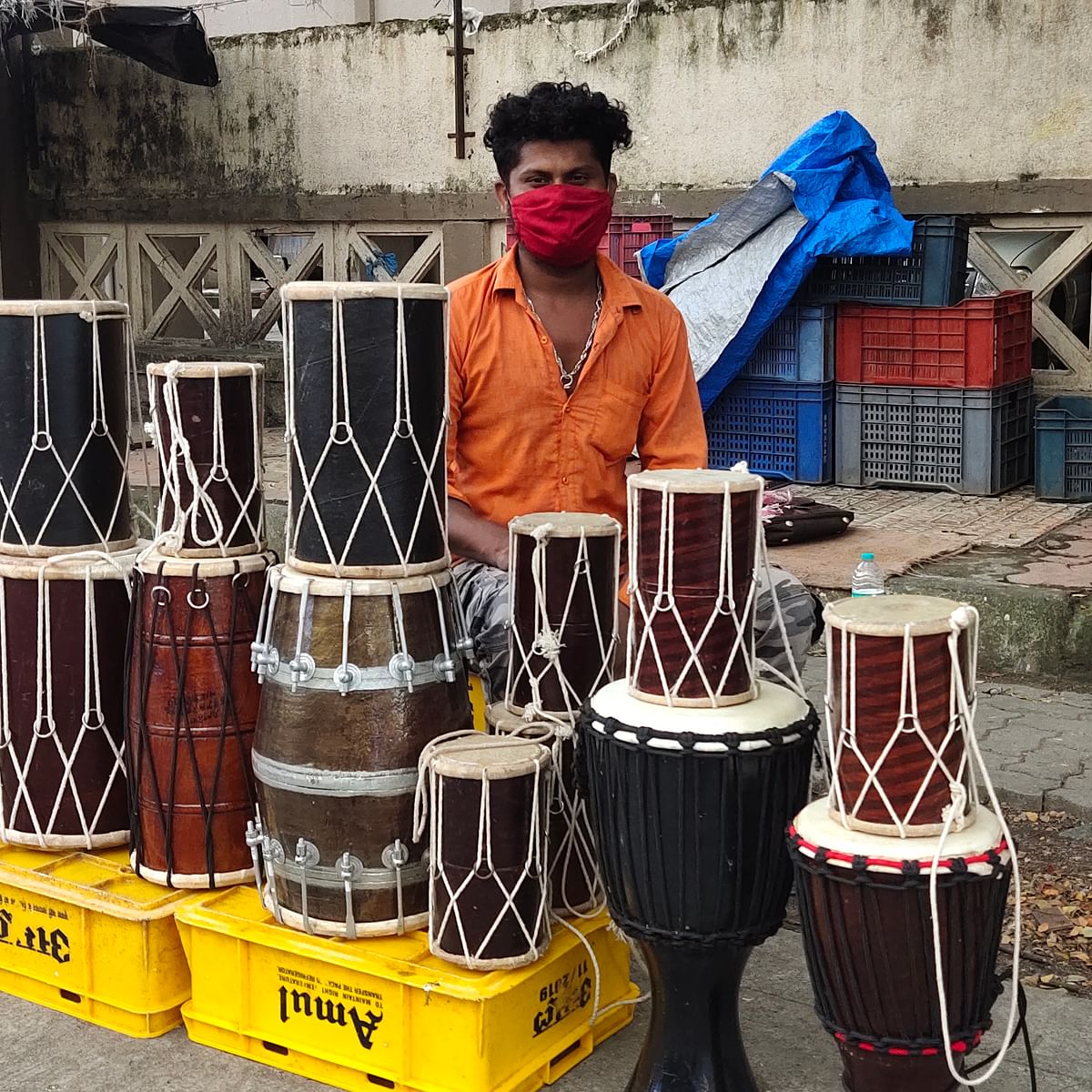 FPJ Exclusive: Dhol makers lose the rhythm of life due to COVID-19