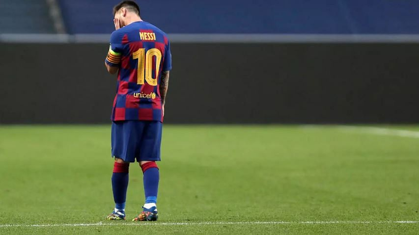 With or without Messi, Barca will kick off season