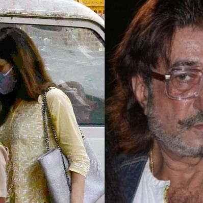 Aau! Shakti Kapoor cast as narco officer in film based on Sushant Singh Rajput even as daughter Shraddha faces NCB heat