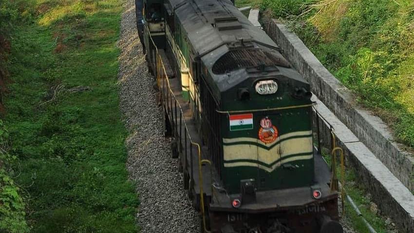 Photo: Ministry of Railways/Twitter