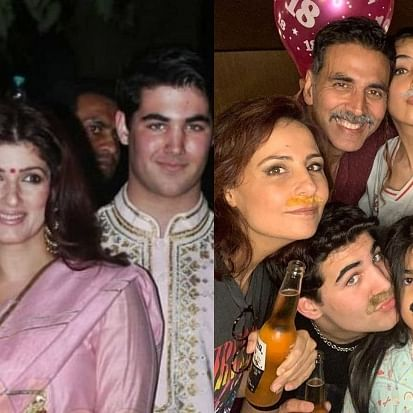 Twinkle Khanna pens emotional note on son Aarav's 18th birthday: 'So proud of the man you have become'