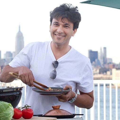 Celebrity chef Vikas Khanna gets candid about Mission Feed India and more