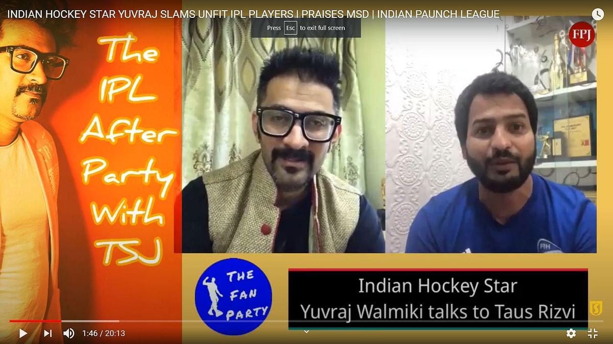 Watch: Yuvraj Valmiki slams unfit IPL players