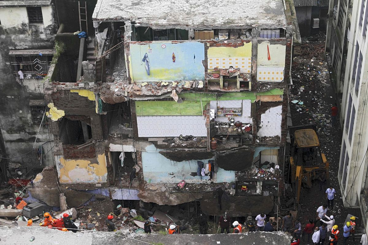 Bhiwandi Building Collapse: Death toll now 13 - Here's what we know so far