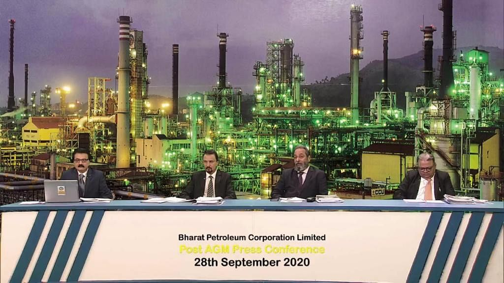 Demand-supply level improved significantly; better than COVID-19 impact assessment: BPCL