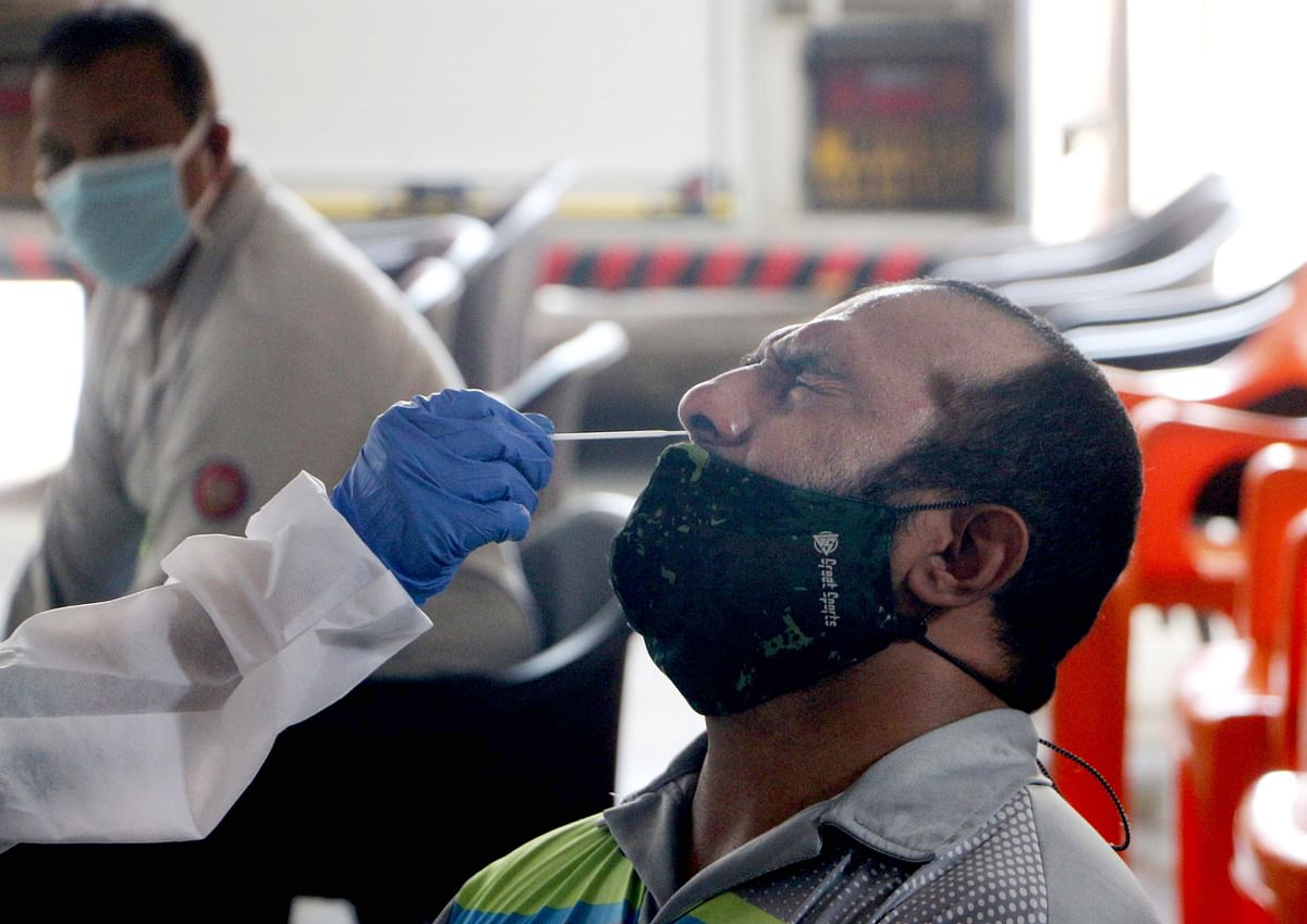 Coronavirus in Mumbai: Return of migrant help reason for SoBo spike