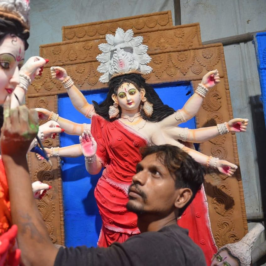 Bhopal: Durga Utsav committees unhappy with goverment Navratri guidelines