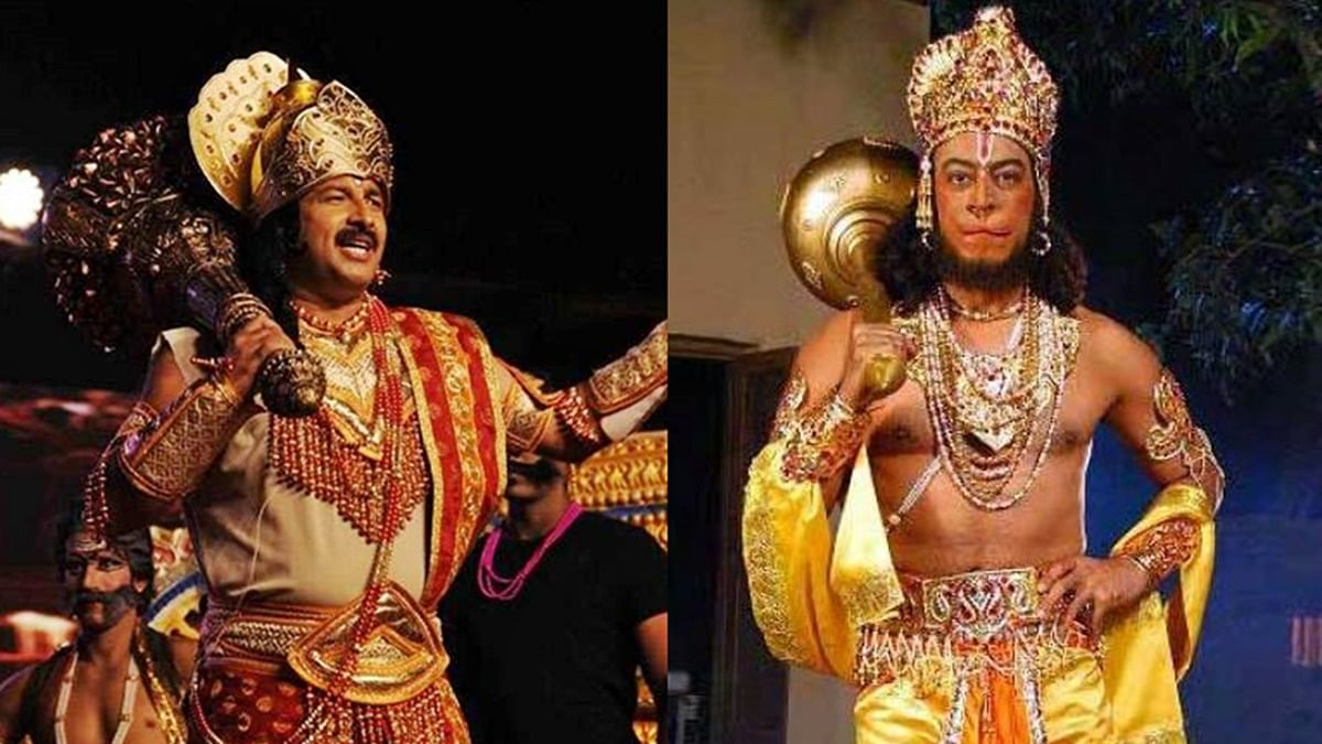 Manoj Tiwari as Angad, Vindu Dara Singh as Hanuman: When and where to watch Ayodhya Ramlila on TV, online?