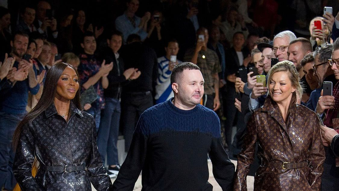 Fendi taps Dior designer Kim Jones to succeed Karl Lagerfeld