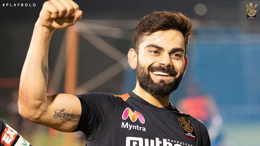 RCB's good form helped skipper Virat Kohli out of his poor spell in 2020
